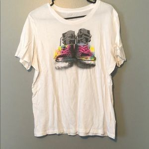 Other - Converse Spray Paint T Shirt